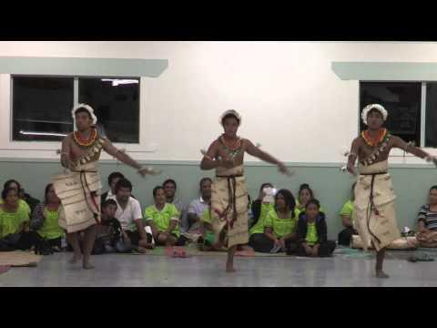 Kiribati YCL Kanaan - EASTER 2015 - Hastings