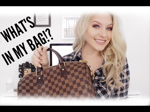 f5a088b2a27c Смотреть видео WHAT S IN MY BAG