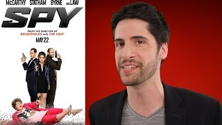 Spy movie review