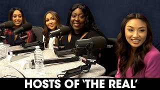 �������� ���� Hosts of The Real On Why Tamar Braxton Really Left The Show, Girl Chat + More ������