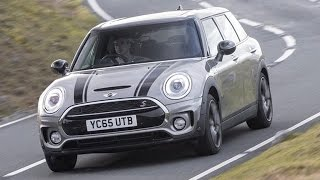 The 2016 Mini Clubman has enough room for your life