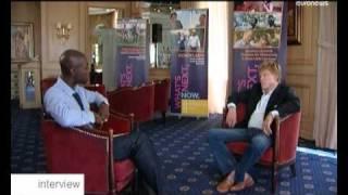 euronews interview - Robert Redford, fondateur de Sundance