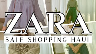 (ENG)기다린 자라 세일 쇼핑 하울 (zara sal…