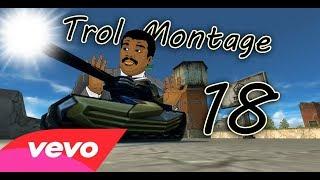 Tanki Online - Troll Montage #18 - A MINA QUE VOCÊ GOSTA