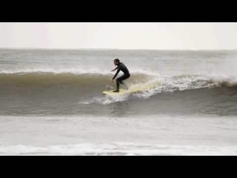 Big Monday - a short surf film. Gower Peninsula, Wales