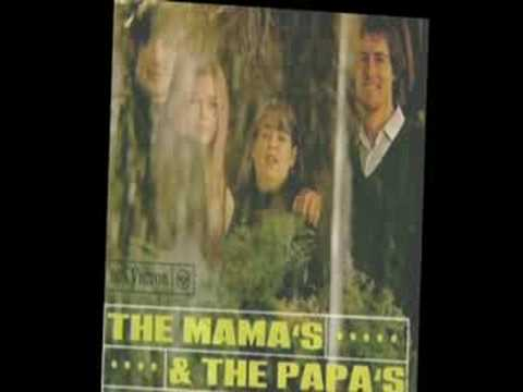 Big 3 Cass Elliot winken Blinken Nod-Mamas and Papas