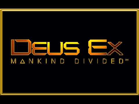Deus Ex Mankind Divided How to Store items storage SEE SCRIPT