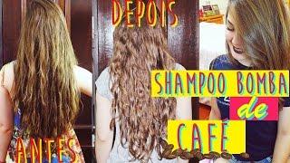 RESULTADO: SHAMPOO BOMBA DE CAFÉ (Funciona? Respondendo dúvidas) | BrunaTV