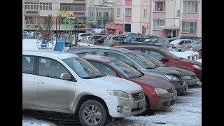 Штраф за парковку на тротуаре — последние новости на сегодня 13.02.2019