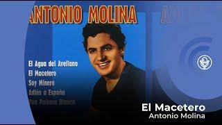 Antonio Molina - El Macetero (con letra - lyrics video)