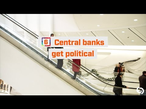 Top Risks 2017: Risk 6 - Central Banks Get Political