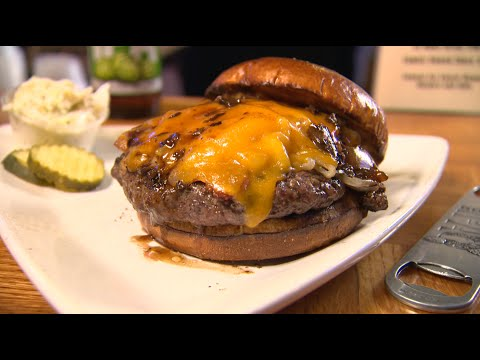 Chicago's Best Burger: The Assembly American Bar & Cafe