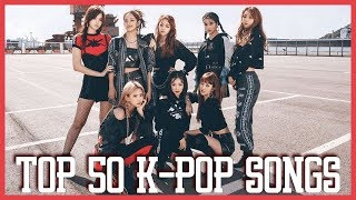 TOP 50 K-POP SONGS CHART - NOVEMBER 2018 (WEEK 3)