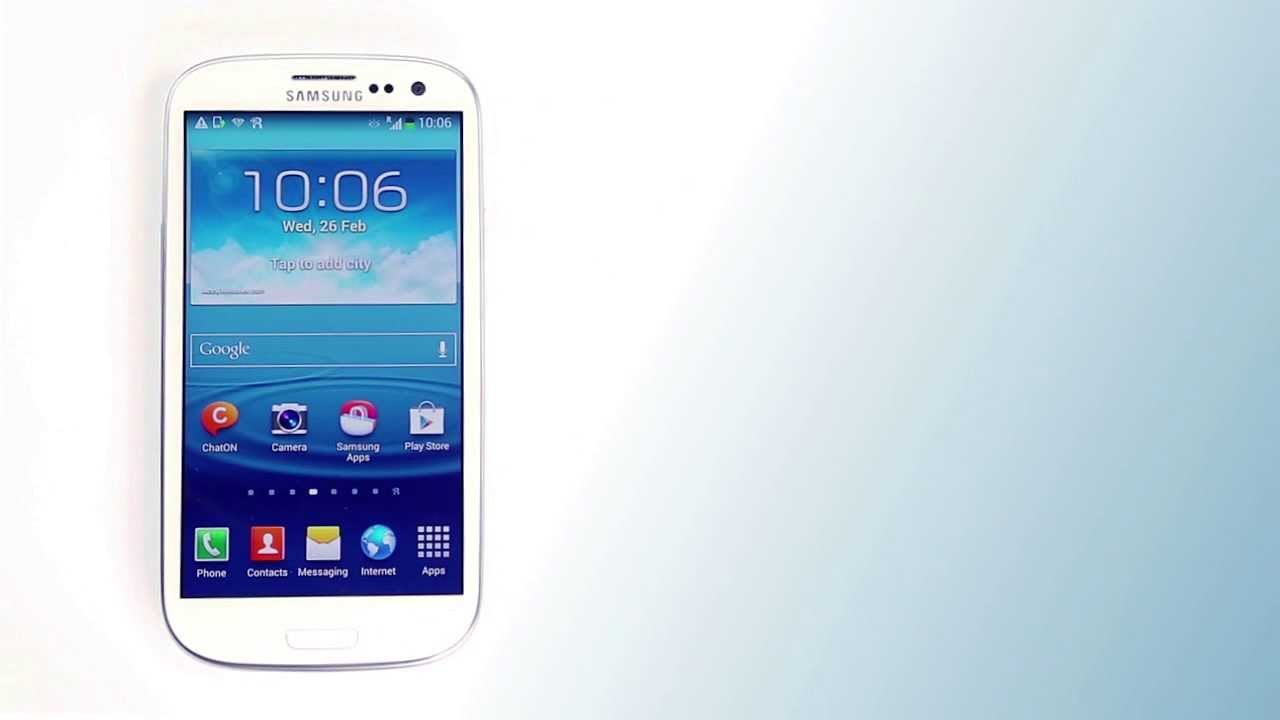 Lycamobile UK - Mobile Data Setting for your Samsung