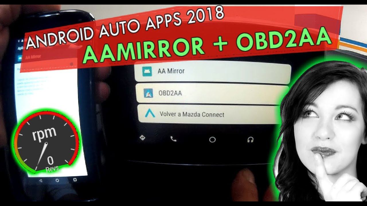 Android Auto 2018 | MZD Connect Hacks – Mabadse