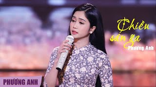 Chiều Sân Ga - Phương Anh (Official MV)
