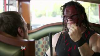 Dr. Shelby helps Kane & Daniel Bryan work through their anger issues - Part 2: Raw, Sept. 24, 2012