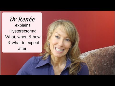 What is a hysterectomy, why is it needed and what to expect.