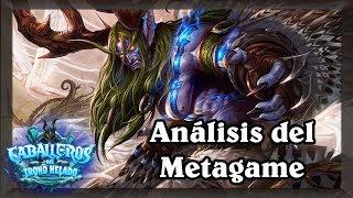 Análisis del Metagame con Vicious Syndicate [Hearthstone]
