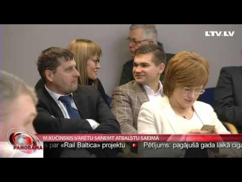 Māris Kučinskis varētu saņemt atbalstu Saeimā