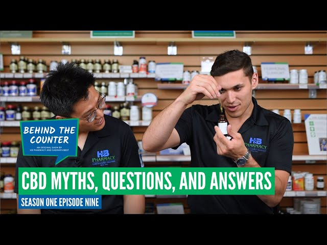 CBD Myths, Questions, and Answers