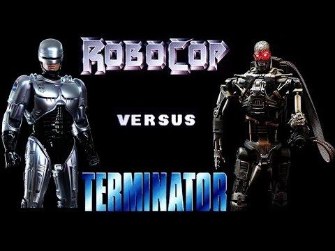 Robocop Versus The Terminator Sega Mega Drive/Genesis прохождение [019]