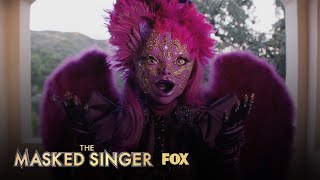 The Clues: Night Angel | Season 3 Ep. 8 | THE MASKED SINGER
