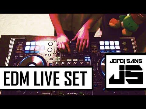 Best EDM Music August 2018 | Electro House & Dance Music Hits | Top Charts Live Set By Jordi Sans DJ