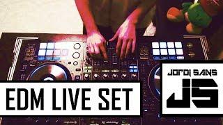 Best EDM Music August 2018   Electro House & Dance Music Hits   Top Charts Live Set By Jordi Sans DJ