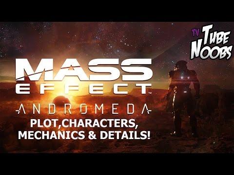 MASS EFFECT 4 ANDROMEDA Gameplay & Trailer News Leak, Theory, Customisation in Mass Effect Andromeda