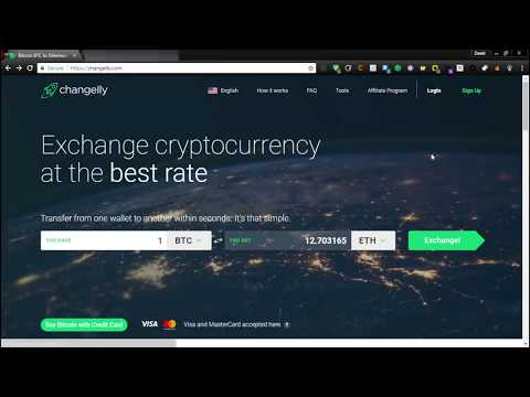 How To Buy Bitcoin With A Credit Or Debit Card With PROOF- Changelly