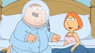 When Lois did not like Peter's breath!