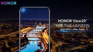 Thông tin rò rỉ về Honor View 20: Màn hình nốt ruồi, Camera khủng 48MP, giá khoảng 10 triệu