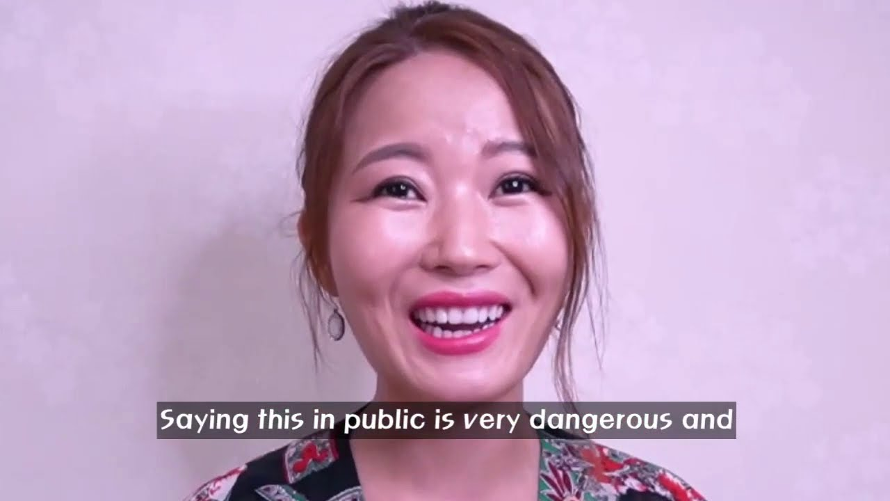 ENG)북한에서 xxxoo 절대로 하면 안됩니다.