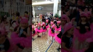 Avae's Blue Ribbon Bunny Easter Dance!!