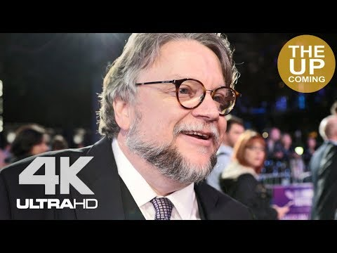 Guillermo del Toro interview at the Shape of Water premiere for London Film Festival