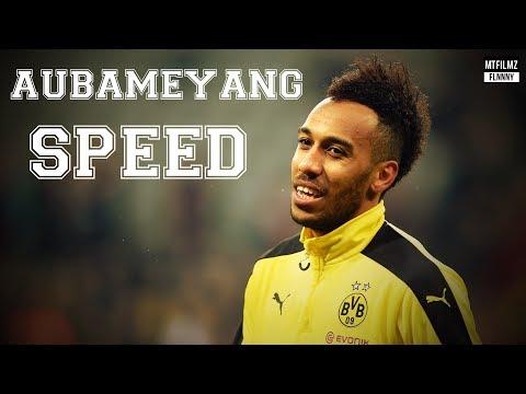 Pierre-Emerick Aubameyang • Unstoppable Speed  | HD