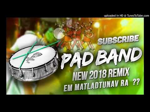 Hyderabadi Pad Band And Chatal Band Mix Bass