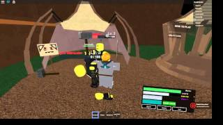 ( Roblox Lets Play ) Hands Of Death ep 2 We are the best