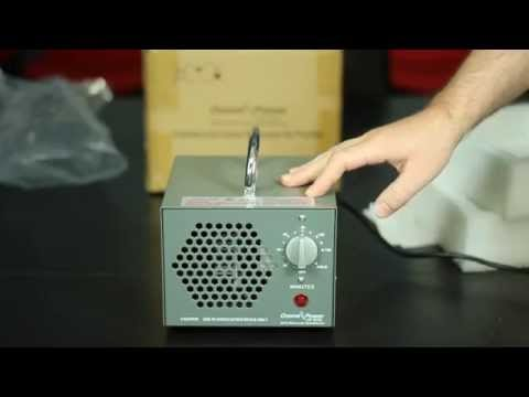 Introduction to the OP3500 & OP5000 Ozone Generators