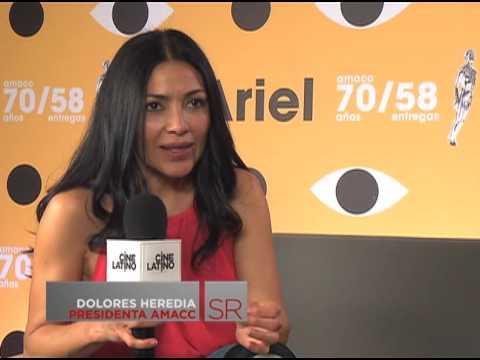 Dolores Heredia en los ARIEL 2016 CAP 1-Trailer Cinelatino LATAM