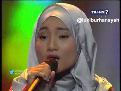 Cintaku (Chrisye) - Fatin Shidqia on Konser Rentang Waktu T7, 27-11-15