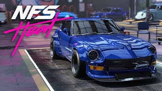 MY FAVOURITE BUILD - NISSAN 240z BUILD - NEED FOR SPEED HEAT Gameplay Walkthrough Part 31