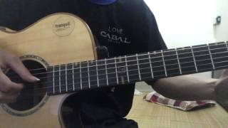 (Nguyên Hà) Ta có hẹn với tháng 5 (Acoustic Guitar Solo)