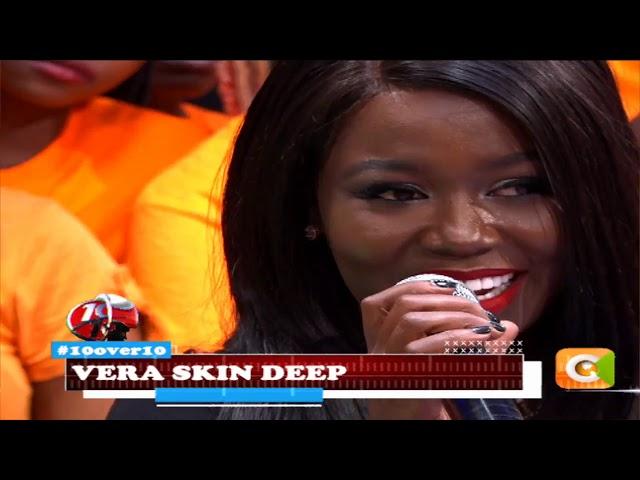 10 OVER 10 | Vera Sidika talks about her skin journey