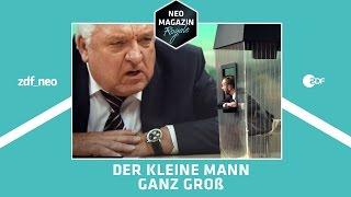 Der kleine Mann ganz groß   NEO MAGAZIN ROYALE mit Jan Böhmermann - ZDFneo