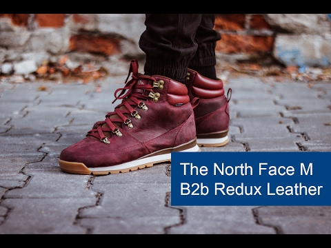 797d28a35 Обзор ботинок The North Face M B2b Redux Leather