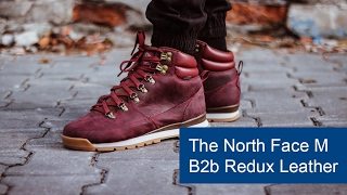 видео Ботинки The north face