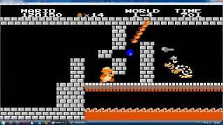 Супер Марио непроходимый уровень полностью