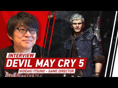 """Devil May Cry 5 - """"We Still Have a Couple of Surprises"""" - Interview"""